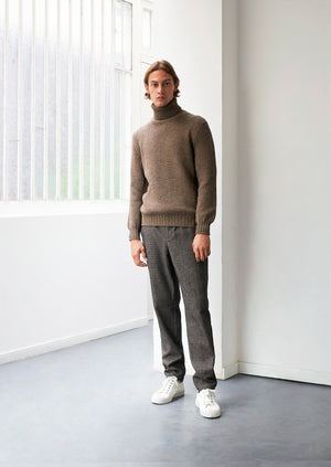 Turtle neck sweater - De Bonne Facture