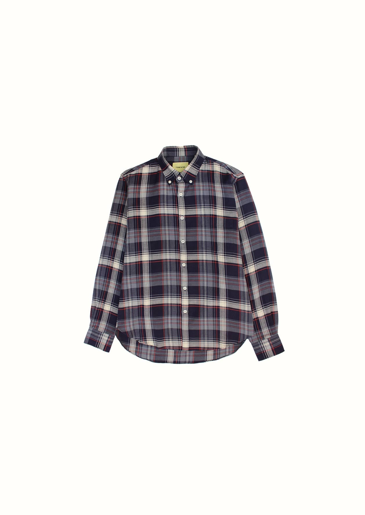 Buttondown shirt - De Bonne Facture