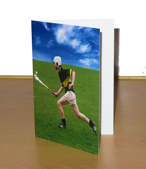 Hurling Themed Card For Any Occasion