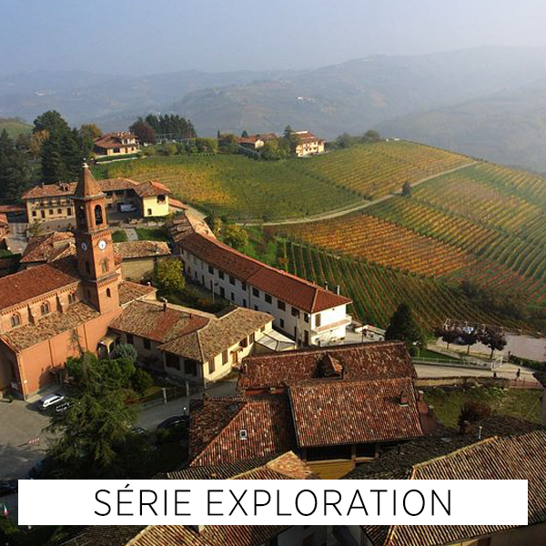Italie: une introduction aux appellations du Nord