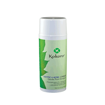 Kokoro EstroHerb Creme for Women [3.3 oz Pump]