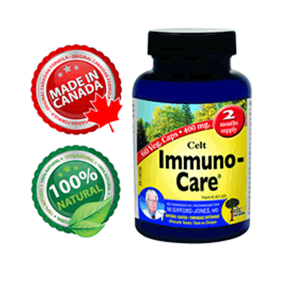 Immuno-Care [60 Caps/2 Month Supply]