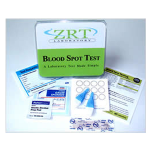 ZRT Vitamin D Blood Spot Test Kit