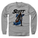 Dennis Scott Men's Long Sleeve T-Shirt | 500 LEVEL