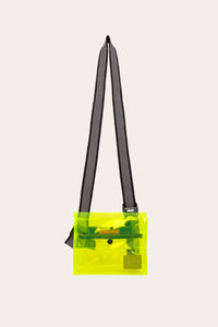 Reflective Cross Body Bag Neon