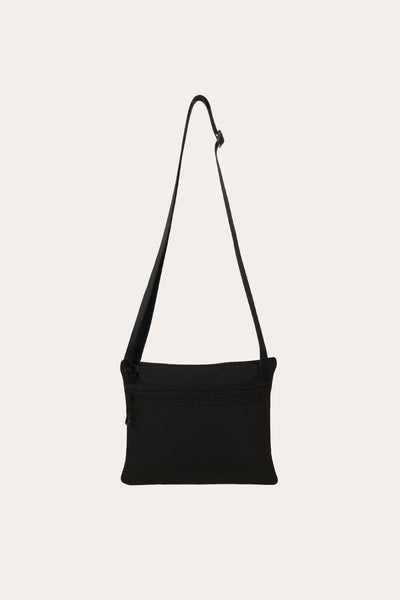 The Flat Pouch Black