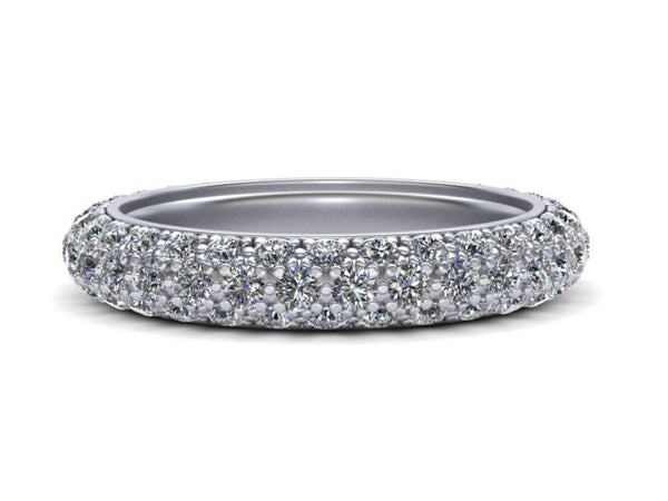 Amari Diamond Eternity Band