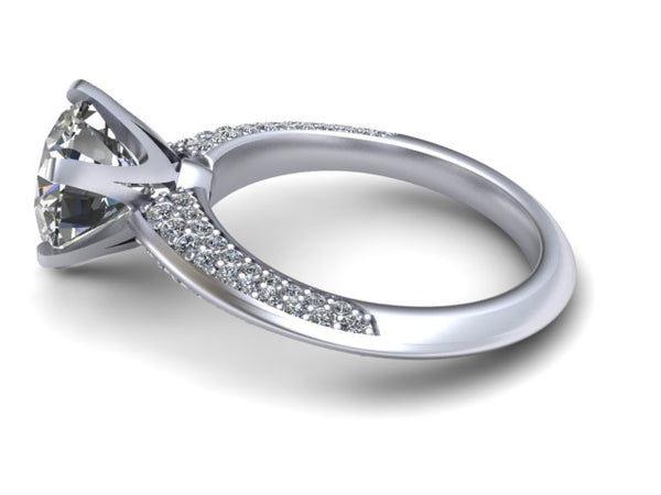 Astra - Classic Engagement Ring