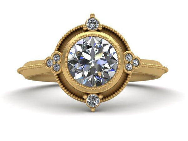 Bostonian Jasmine Ring