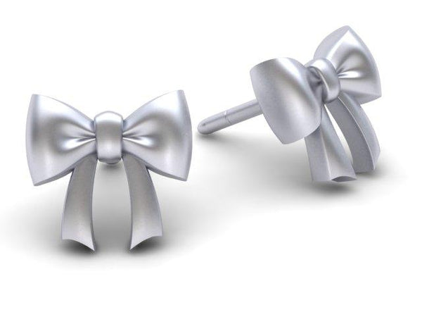 Mini Bow Earrings