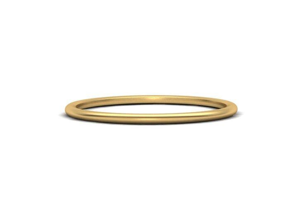 Slim Delicate Thin Band