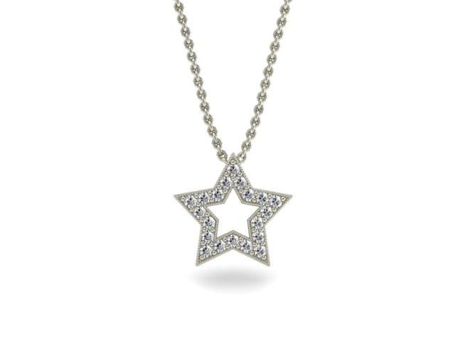 Super Rock Star Pendant