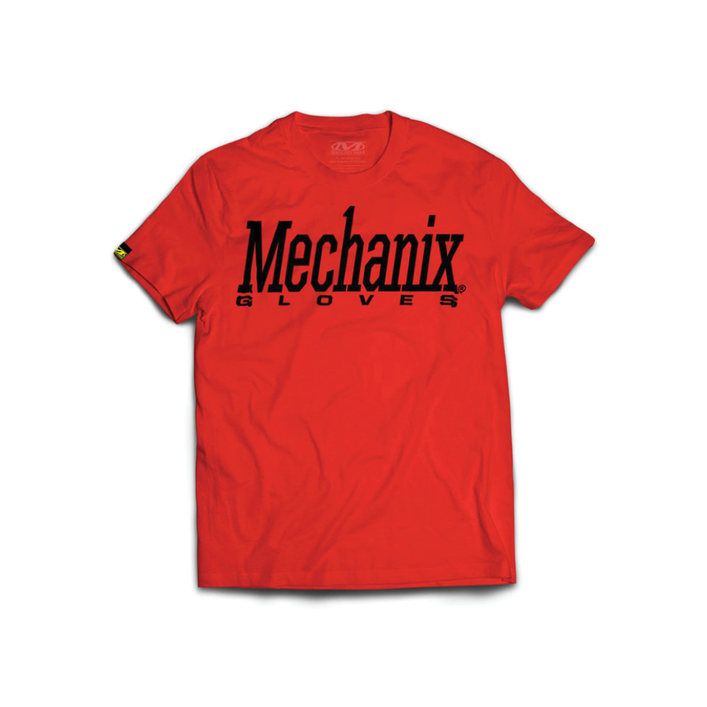 Mechanix Scatter Red T-Shirt - Bellmt