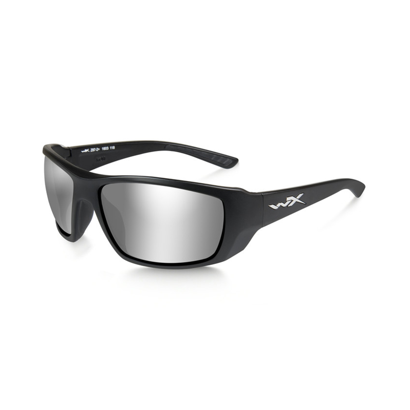 KOBE Smoke Grey Sliver Flash Matte Black Frame - Bellmt