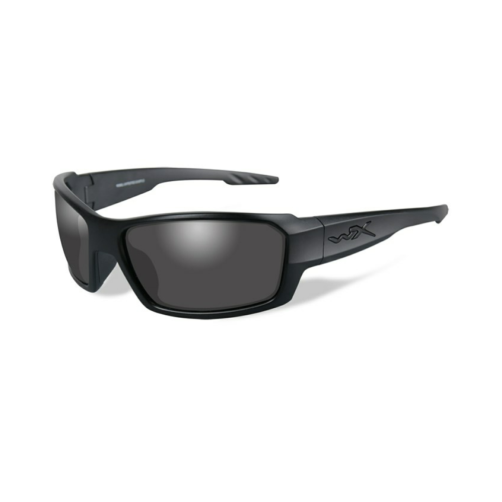 REBEL Smoke Grey Matte Black Frame - Bellmt