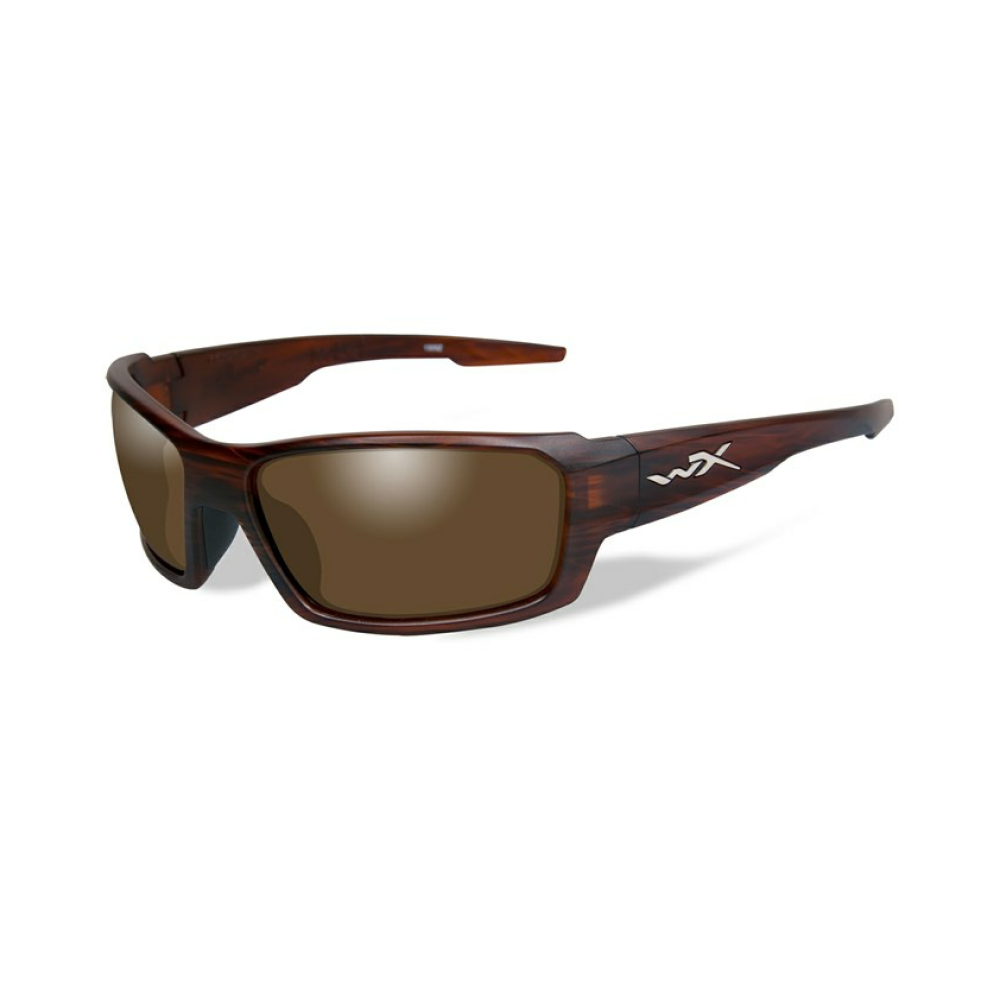 REBEL Polarized Bronze Matte Layered Tortoise Frame - Bellmt
