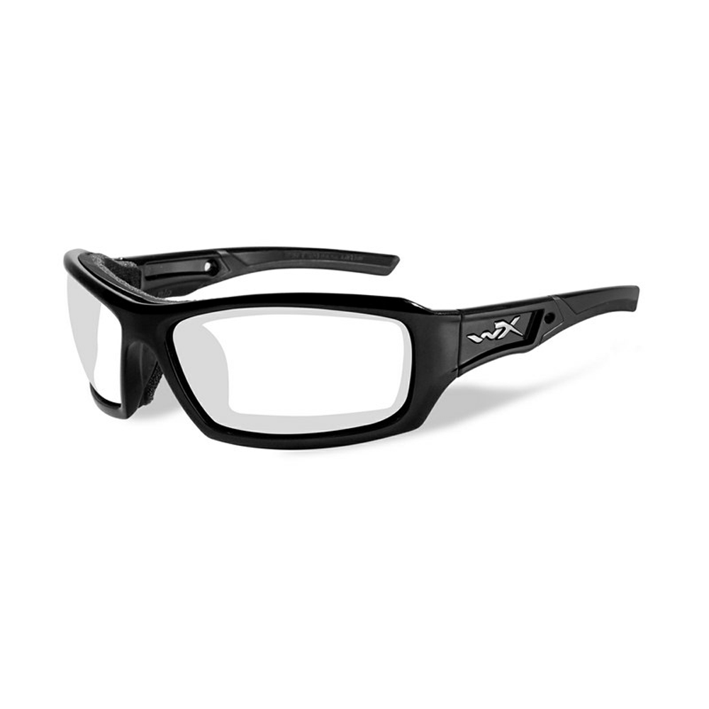 ECHO Clear Gloss Black Frame - Bellmt