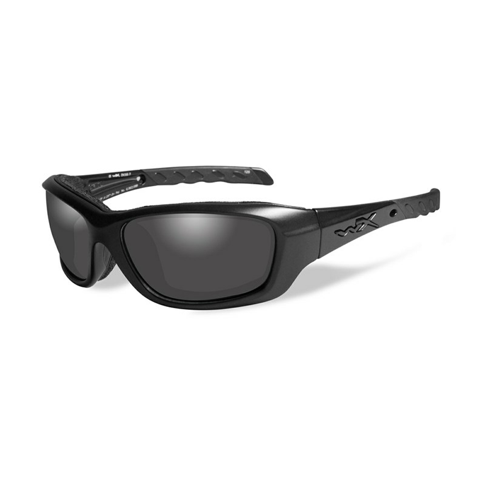 GRAVITY Smoke Grey Matte Black Frame - Bellmt