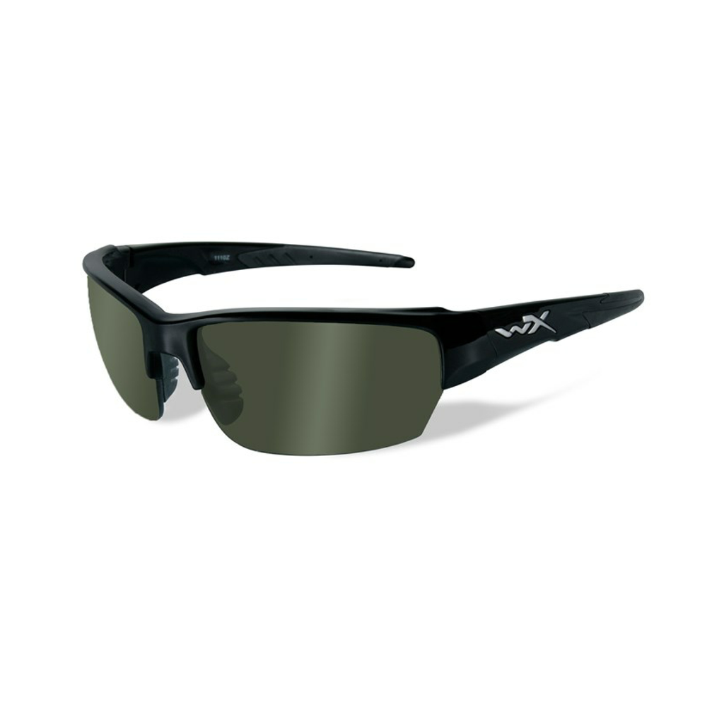 SAINT Polarized Green Gloss Black Frame - Bellmt