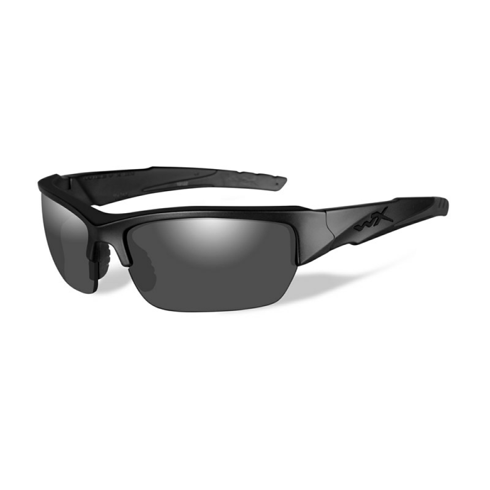 VALOR Smoke Grey Matte Black Frame - Bellmt