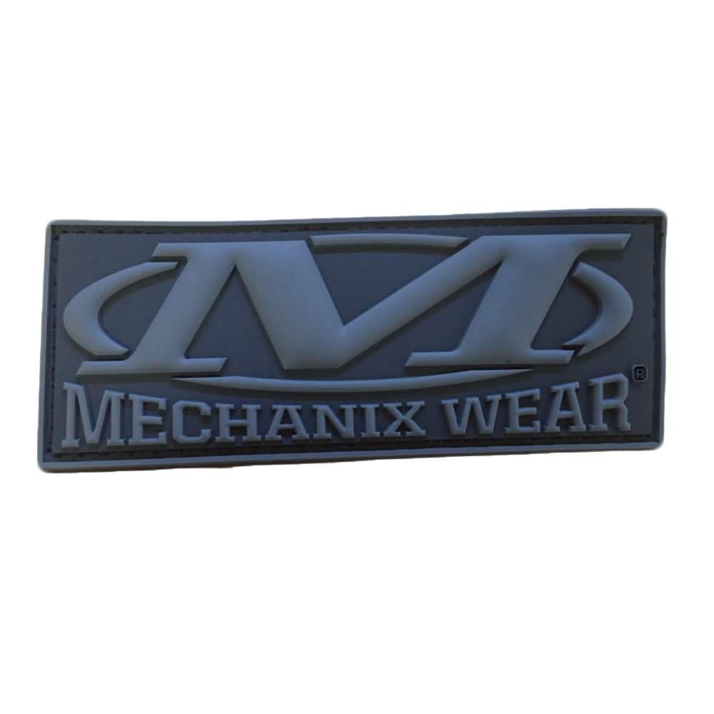 Mechanix Wear Logo Patch - Covert - Bellmt