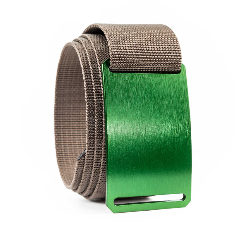 Moss Standard Belt Buckle with 1.50 Midweight Strap Cub