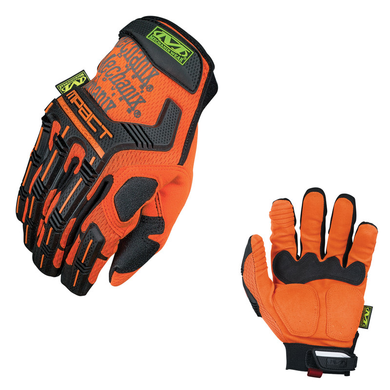 M-Pact Hi-Viz Fluorescent Orange (Available in Small) - Bellmt