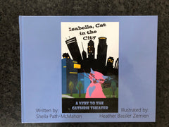 Isabella, Cat in the City Book