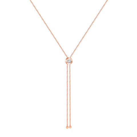LEDODI Rodeo Diamond Necklace
