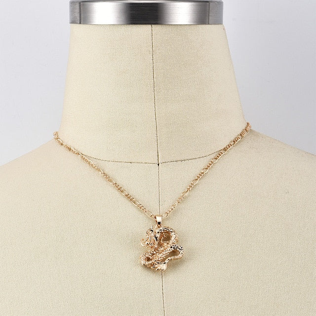 New Gold Fashion Necklaces for Women - ALFSIXTYONE