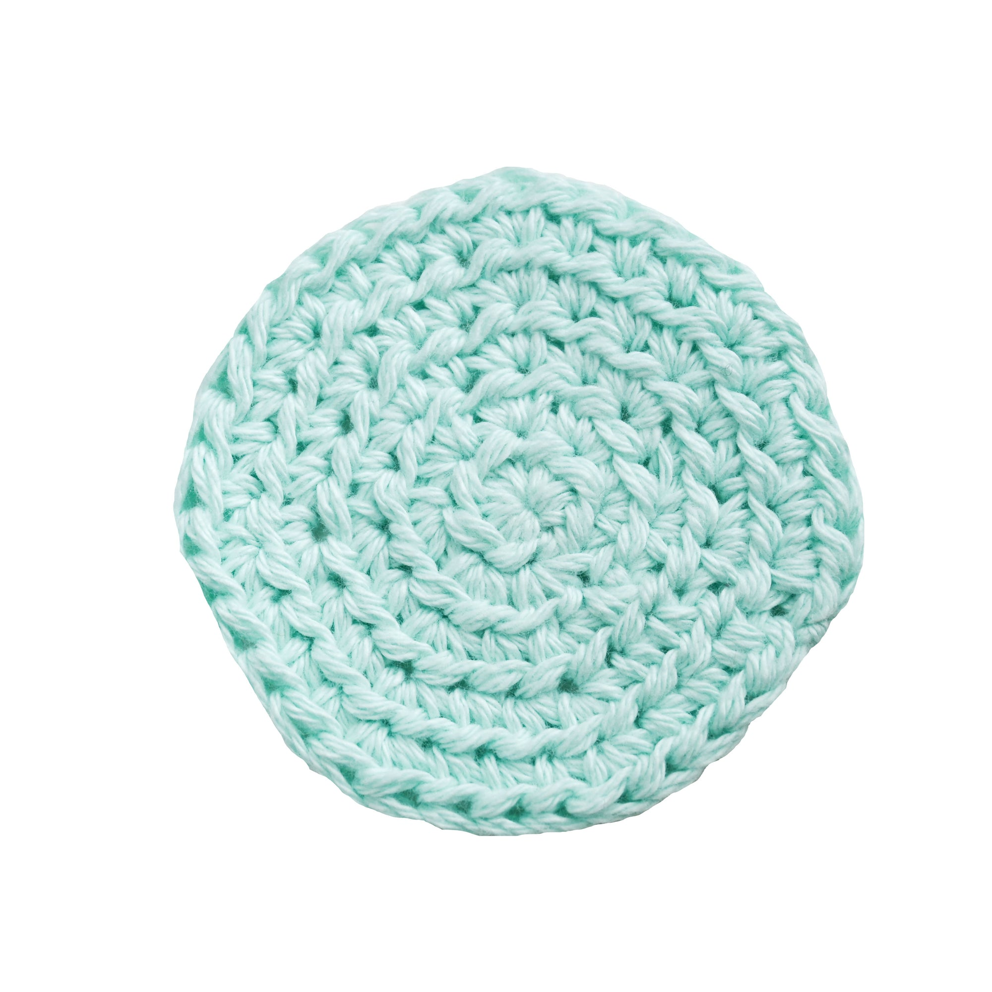 Mint Reusable Makeup Pads - Carys The World Bamboo Bottle Brush