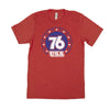 Spirit of 76 Men's Unisex T-Shirt