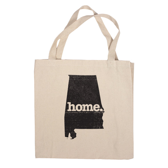 Canvas Tote Bag - Alabama