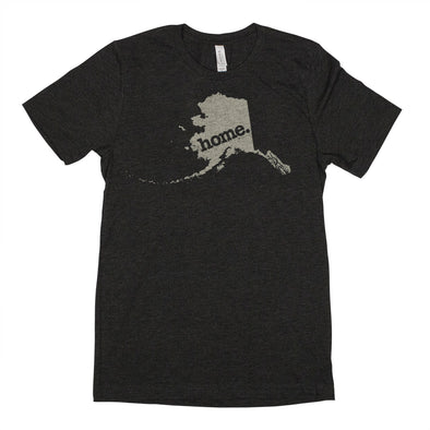 home. Men's Unisex T-Shirt - Alaska