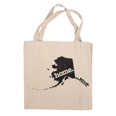 Canvas Tote Bag - Alaska