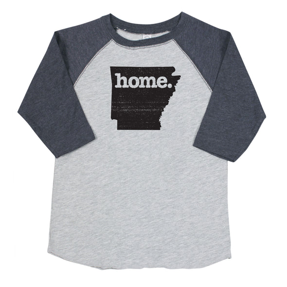 home. Youth/Toddler Raglans - Arkansas