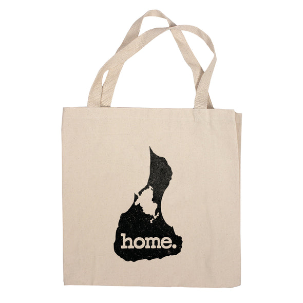 Canvas Tote Bag - Block Island
