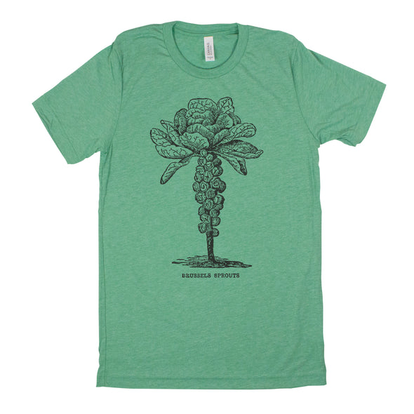 Brussel Sprouts Men's Unisex T-Shirt
