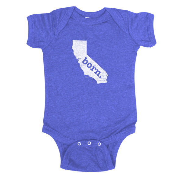 born. Baby Bodysuit - California