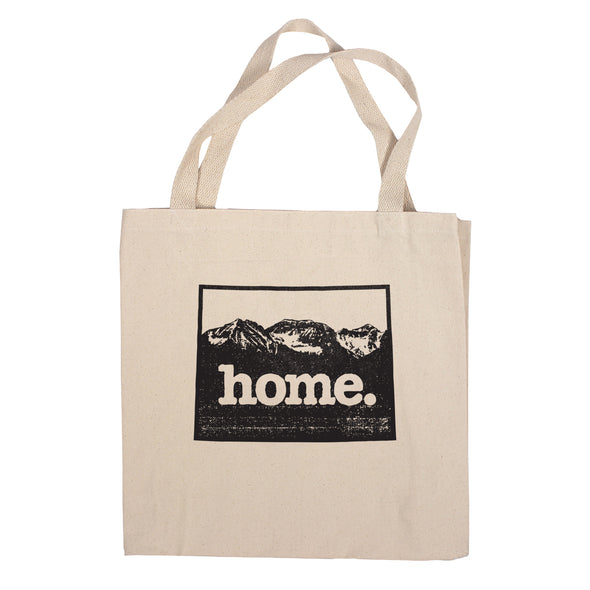 Canvas Tote Bag - Colorado