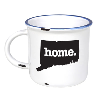 home. Camp Mugs - Connecticut