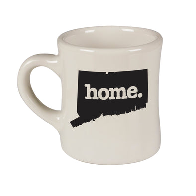 home. Diner Mugs - Connecticut