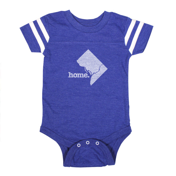 home. Football Baby Bodysuit - DC