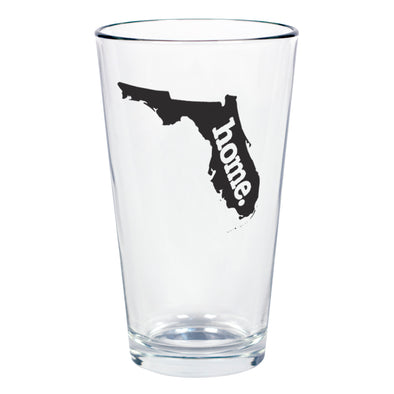 home. Pint Glass - Florida
