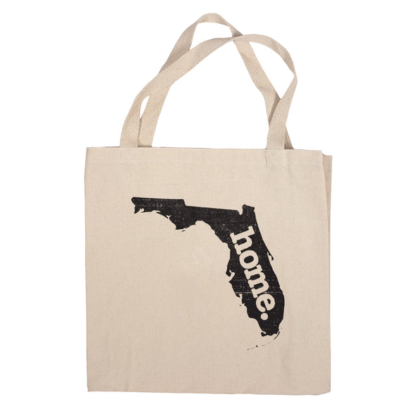Canvas Tote Bag - Florida