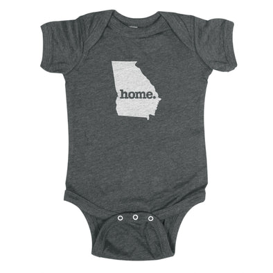 home. Baby Bodysuit - Georgia