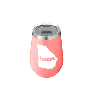 Bevanda home. Drinkware 12oz. Wine Tumbler - Georgia