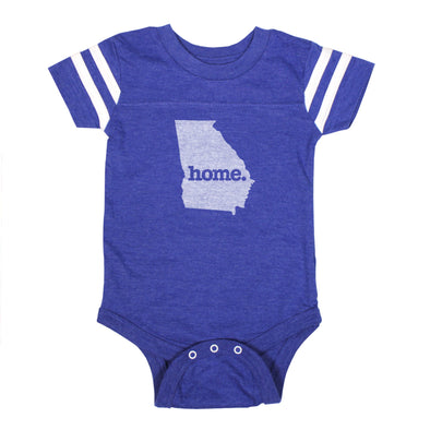 home. Football Baby Bodysuit - Georgia
