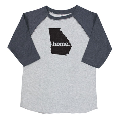 home. Youth/Toddler Raglans - Georgia