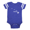 home. Football Baby Bodysuit - Hawaii
